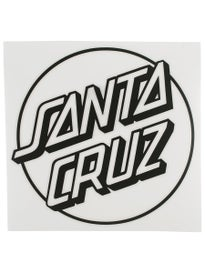 Santa Cruz TDC Opus Dot 6 Sticker\ Black