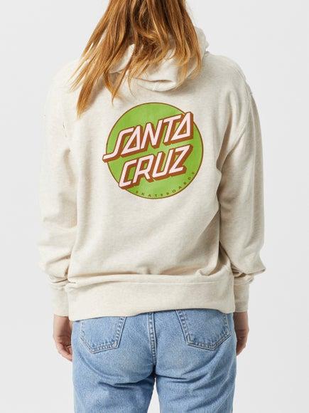 Santa Cruz Women S Other Dot Hoodie