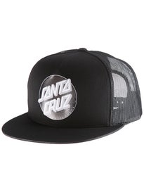 Santa Cruz Other Dot Trucker Hat