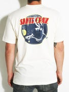Santa Cruz Space Rider T-Shirt