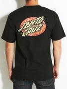 Santa Cruz Psychedelic Dot T-Shirt