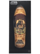 Santa Cruz x Star Wars R2-D2 Inlay Deck  10.35 x 31
