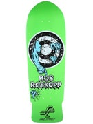 Santa Cruz Roskopp Target 2 Fluoro Green Deck 10 x 31.4