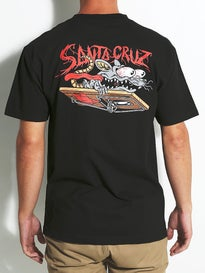 Santa Cruz Rat Slasher T-Shirt