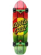 Santa Cruz Rasta Dot Jammer Mid Complete  9.2 x 33