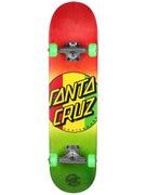 Santa Cruz Rasta Dot Regular Complete  7.7 x 31.4