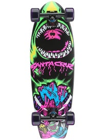 Santa Cruz Retro Neon Land Shark Complete 8.8x27.7