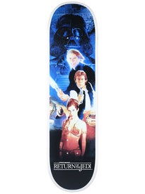 Santa Cruz Star Wars Return Of The Jedi Deck 8.375 x 32