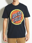 Santa Cruz Retro Dot T-Shirt