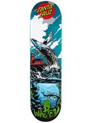 Santa Cruz Whaley Humpback Deck  8.2 x 31.9
