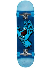 Santa Cruz Screaming Hand Blue Complete 8.0 x 31.6