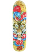 Santa Cruz Salba Tiger Flash Old School Deck  8.9x 32.5