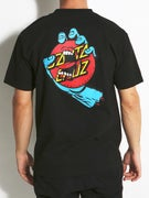 Santa Cruz Screaming Dot T-Shirt