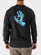 Santa Cruz Screaming Hand L/S T-Shirt