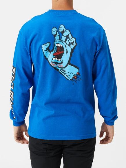 51febbcc Santa Cruz Screaming Hand Longsleeve T-Shirt