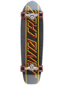 Santa Cruz Classic Strip Jammer Large Complete 9.4 x 35