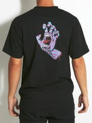 Santa Cruz Screaming Party Hand T-Shirt