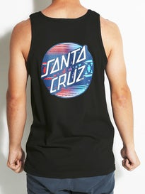 Santa Cruz Serape Dot Fade Tank Top