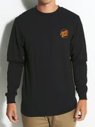 Santa Cruz SCS Simple Dot L/S T-Shirt