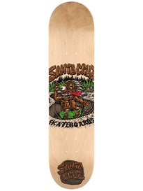 Santa Cruz Shred Yeti Deck  7.8 x 31.7