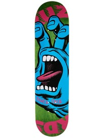 Santa Cruz Scream Hard Rock Maple Deck 7.75 x 31.4