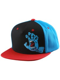 Santa Cruz Screaming Hand Kids Hat