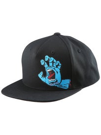 Santa Cruz Screaming Hand Flexfit Kids Hat