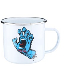Santa Cruz Screaming Hand Camp Mug