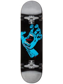 Santa Cruz Screaming Hand Black Complete 8.25 x 31.8
