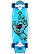Santa Cruz Screaming Hand Shark Complete  8.8 x 27