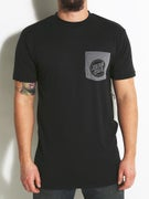 Santa Cruz SCS Solid Tall T-Shirt