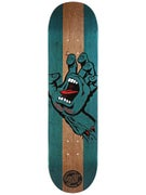 Santa Cruz Stained Hand Deck  8.375 x 32