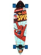 Santa Cruz x Marvel Spiderman Hand Cruzer  9.58 x 39