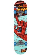 Santa Cruz x Marvel Spiderman Hand Complete  7.8 x 31.7