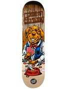 Santa Cruz Strubing Poker Dog Deck  8.3 x 32.2
