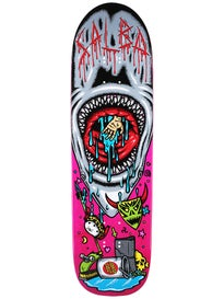 Santa Cruz Salba Pool Shark Deck  8.9 x 32.35