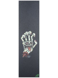 Santa Cruz Sieben Screaming Hand Griptape by Mob