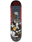 Santa Cruz x Star Wars Trash Compactor Deck  8.375x32