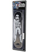 Santa Cruz x Star Wars Stormtrooper LTD Deck  8 x 31.6