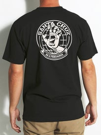 Santa Cruz Screaming Takeover T-Shirt