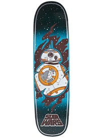 Santa Cruz x Star Wars Ep.7 BB8 Deck  8.5 x 31.9