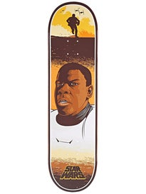 Santa Cruz x Star Wars Ep.7 Finn Deck  8.25 x 32
