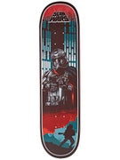 Santa Cruz x Star Wars Ep.7 Capt Phasma Deck 8.0 x 31.6
