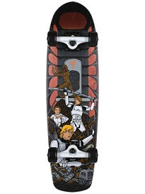 Santa Cruz x Star Wars Trash Compactor Comp  8.2 x 30.7