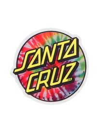Santa Cruz Tie Dye Dot 3 Sticker