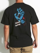 Santa Cruz Traditional Hand T-Shirt