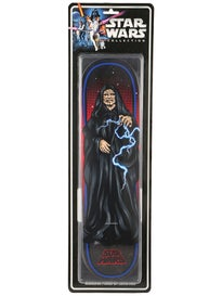 Santa Cruz x Star Wars The Emperor LTD Deck  8.375 x 32