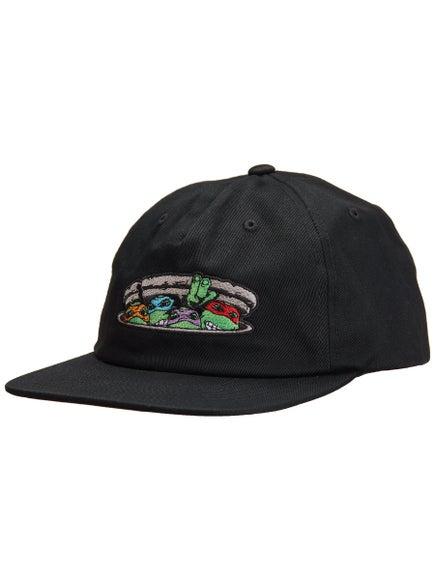 2e33dcb77c5752 Santa Cruz x TMNT Ninja Turtles Unst. Adjustable Hat