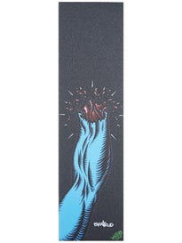 Santa Cruz Bratrud Screaming Hand Griptape by Mob