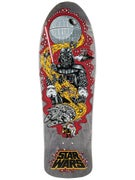 Santa Cruz x Star Wars Vader Neptune Blk Deck  10.2x31
